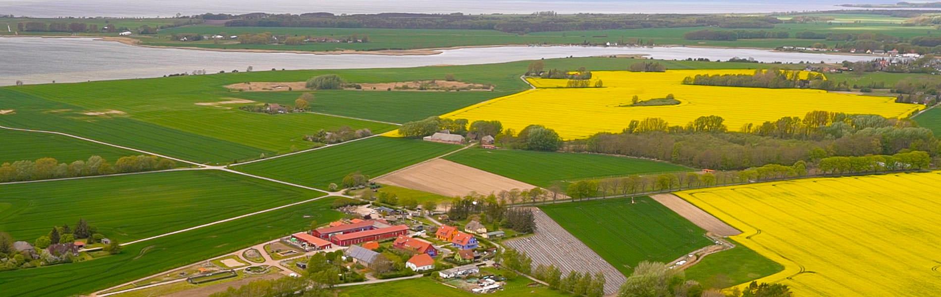Ganz und zu Extrem Bauer Lange Rügen | Bauernhofurlaub in Lieschow bei Ummanz #YZ_96