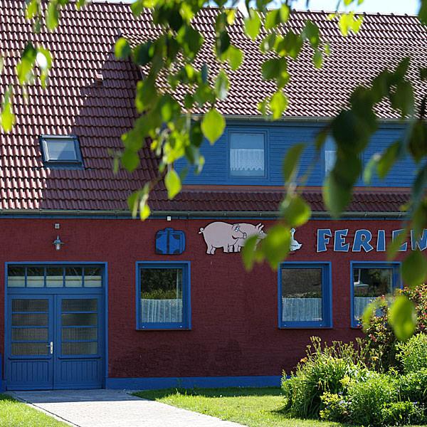 Ferien im Bauernhof Lange in Lieschow auf Rügen