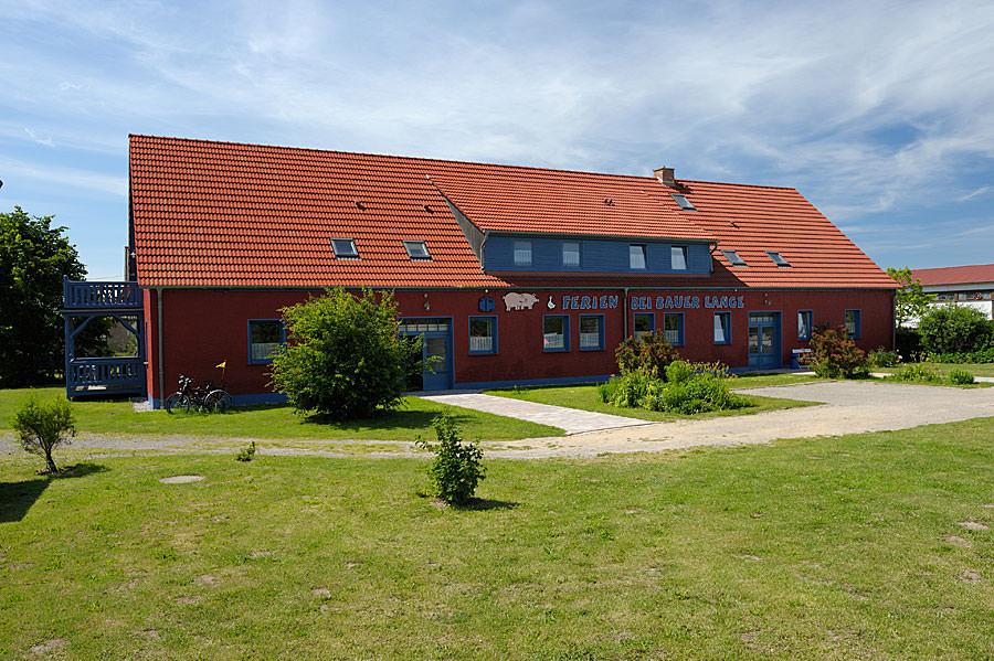Ferienwohnungen vom Bauernhof Lange in Lieschow auf Ummanz bei Rügen