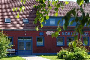 Ferien in den Ferienwohnungen im Bauernhof Lange in Lieschow auf Rügen