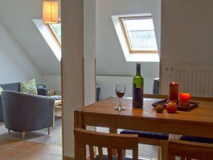 Fewo-Zimmer auf dem Bauernhof Lange in Lieschow auf Rügen