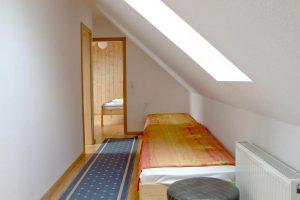 Ferienwohnungszimmer von Bauer Lange in Lieschow bei Ummanz auf Rügen