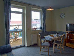 Unterkunft von Bauer Lange in Lieschow bei Ummanz auf Rügen