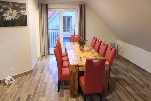 King Size Apartment im Bauernhof Lange in der Gemeinde Ummanz auf Rügen