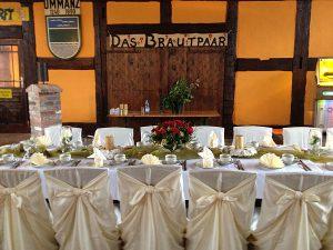 Hochzeiten feiern bei Bauer Lange in Lieschow auf Rügen