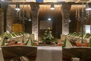 Hochzeitsfeiern ausrichten auf dem Bauernhof von Bauer Lange in Lieschow auf Rügen