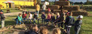 Ferien auf dem Bauernhof von Bauer Lange in Lieschow bei Ummanz auf der Insel Rügen